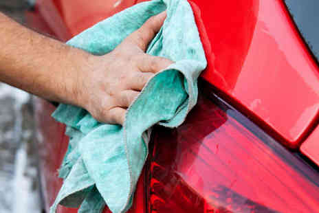 Da Wash - Platinum Car Wash and Valet for Small - Save 53%
