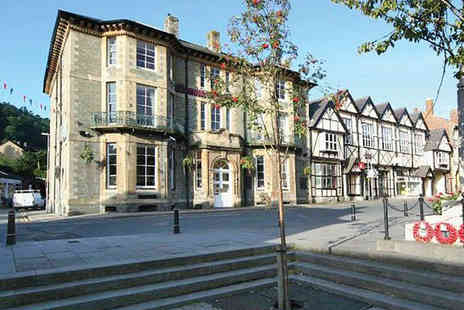 The Knighton Hotel - A Historic Hotel on the Border of Shropshire and Wales - Save 49%