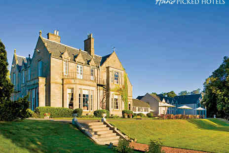 Norton House Hotel & Spa - A Beautiful Four Star Hotel in Historic Edinburgh - Save 43%