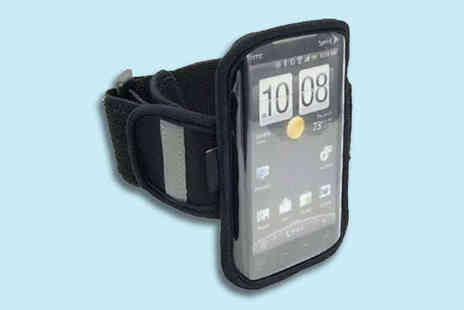 Navitech - Running Armband for Small - Save 53%