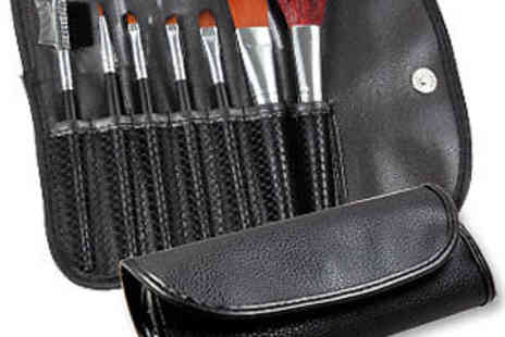 Londeal UK - 7 Piece Professional Make Up Brush Set - Save 85%