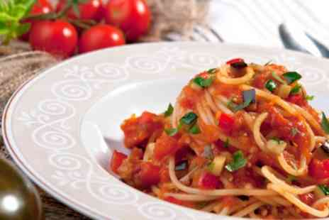 Casanova - Italian Meal for two - Save 56%