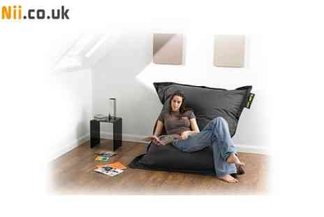 Giinii.co.uk - Huge Plain Lazy Beanbag in Various Colours - Save 56%