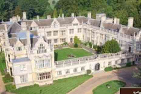 Rushton Hall - One Night Stay For Two With Breakfast and Full Spa Access - Save 53%
