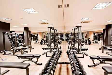 Telju Commercial Fitness - Ten Gym Passes  - Save 67%