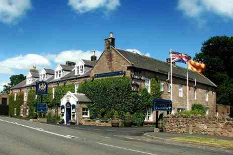 Tankerville Arms Hotel - One Nights For Two With Breakfast - Save 48%