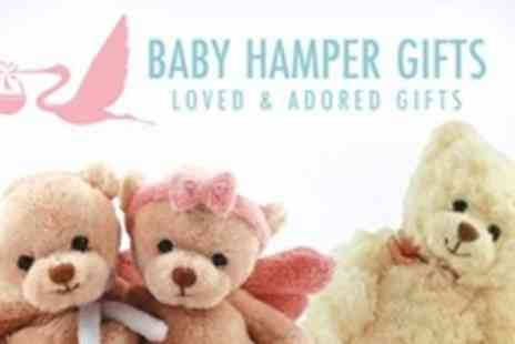 Baby Hamper Gifts - Baby Boy or Baby Girl Angel Bear - Save 56%