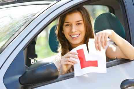 1st Choice - Driving Tuition Ten Hours - Save 54%