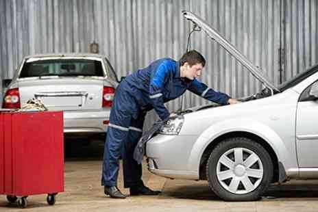 Berkshire Autos - MOT Test With Health Check and Fluid TopUps - Save 69%