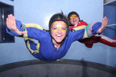 Bodyflight - An Indoor Skydiving Adventure - Save 44%