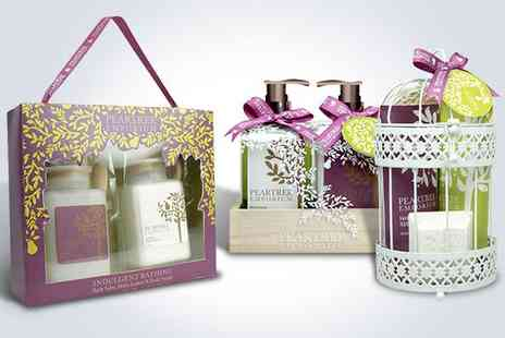 Evie Mai - Bath in sensational scents with a Peartree Emporium bathroom set - Save 50%
