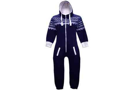 Bentley & Karvel - Cosy Unisex Childrens Onesie - Save 50%