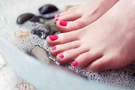 The bankside health club - Jessica GELeration Pedicure - Save 51%