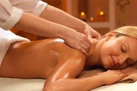 Angel Sourced Holistics - Full Body Massage Such as Aromatherapy - Save 50%