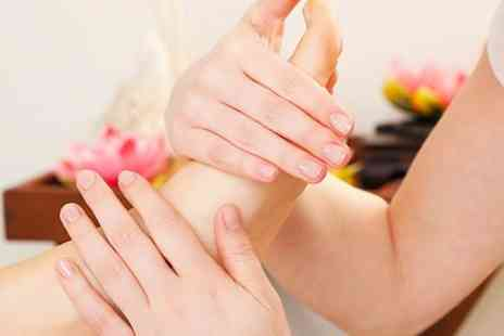 The Reflexology Space - 75 Minute Treatment - Save 72%