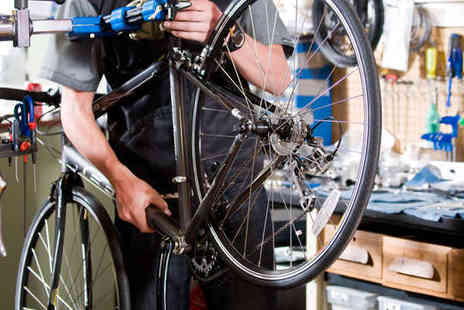 Kinning Cycles - Full Service for One Bicycles - Save 50%