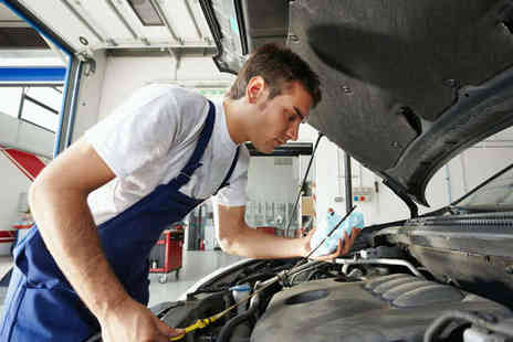 Auto Safety Centre - Full MOT - Save 53%