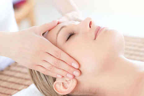 A Therapy For You in Leith - Full Indian Head Massage or Reiki Treatment - Save 51%