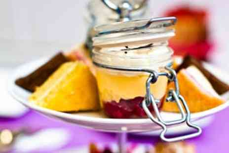 Sugar Therapy - Afternoon Tea For Two - Save 50%