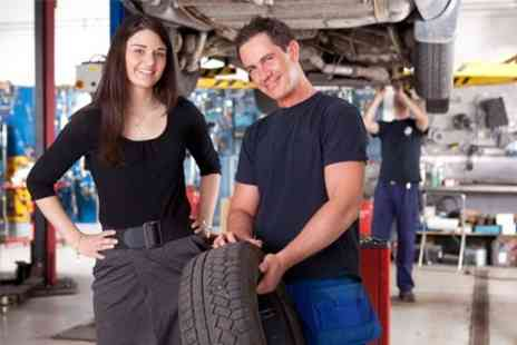 Speedys Wheels and Tyres - Car Service Plus 50 Point Check and Oil Change - Save 78%