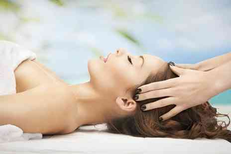 La Chic Holistic Therapies - Indian Head Plus Back Neck and Shoulder Massage  - Save 50%