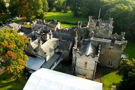 Otterburn Castle Country House Hotel - Umfraville wedding package - Save 51%
