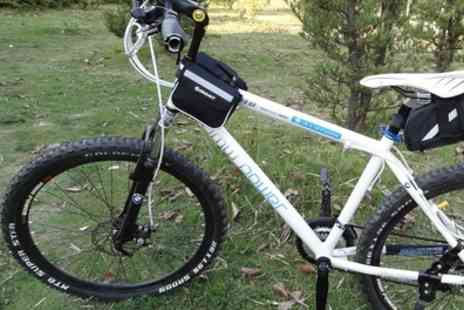 Londeal UK - Giant Bicycle Frame Front Pannier - Save 71%