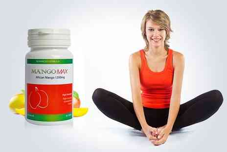 Vitamin Planet - 30 capsules of MangoMax African Mango Extract - Save 67%