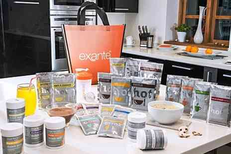 Exante Diet -  Meal Replacement Packs Two - Save 68%