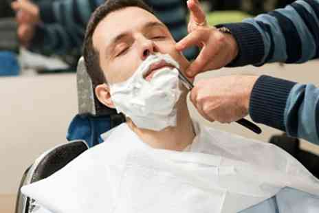 City Barbers Frames - Turkish Shave and Haircut - Save 52%