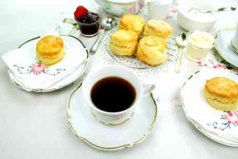 Strawberry Cafe - Afternoon Tea For Two - Save 60%