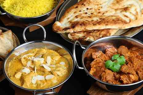 Rimjhim - Two Course Indian Meal With Rice For Two - Save 63%