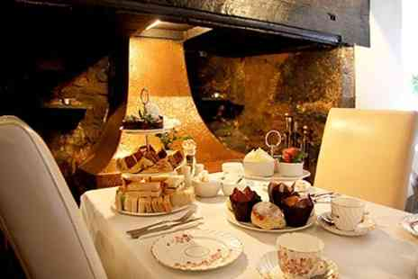 Sampsons Farm - Afternoon Tea With Prosecco - Save 54%