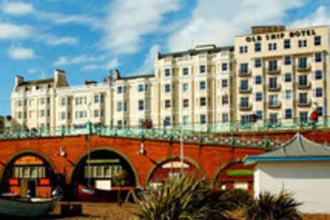 Puma Hotels Collection - One night stay in Brighton Sea Front Getaway  - Save 44%