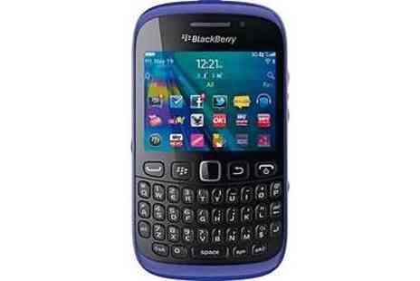 Argos - BLACKBERRY 9320 PURPLE  UNLOCKED - Save 15%