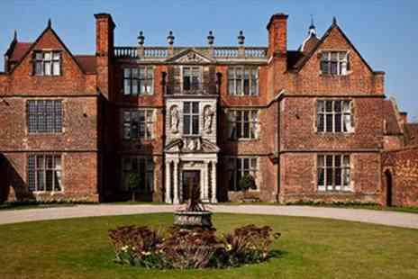 Castle Bromwich Hall Hotel - 18th Century Midlands Country Hotel With Dinner - Save 37%