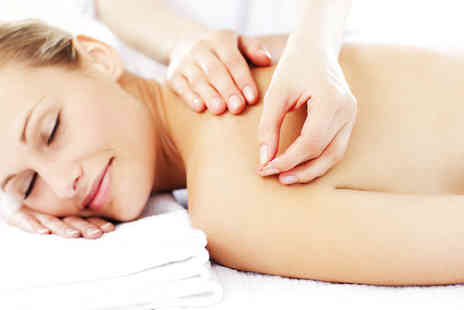 Shujun Healthcare - 45 mins of acupuncture & a 15 min massage - Save 75%