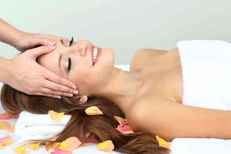 Thai Spa Village - 30 min booster facial and 30 min head back neck and shoulder massage - Save 65%