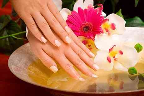Dune Hair Nails & Beauty - One hour appointment Manicure  - Save 50%