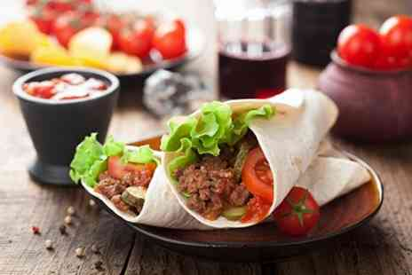 House Liverpool - Tex Mex Meal With Beer For Two - Save 50%