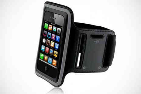 Roolyn - Sports Armband for iPhone 5/5S/5C - Save 80%