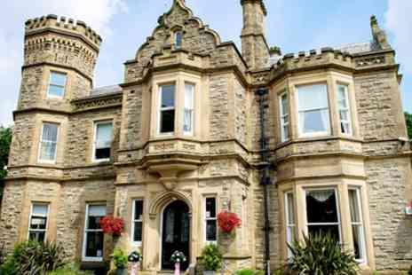 Hollin Hall Country House Hotel - Elegant Cheshire Hotel with Meals & Cream Tea - Save 56%