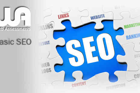 Web Assessments - Online basic SEO course - Save 50%