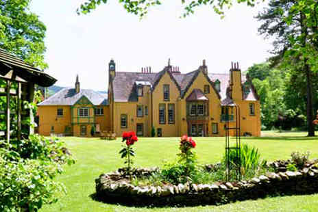 Leithen Lodge - Three Night Self Catering Break - Save 73%