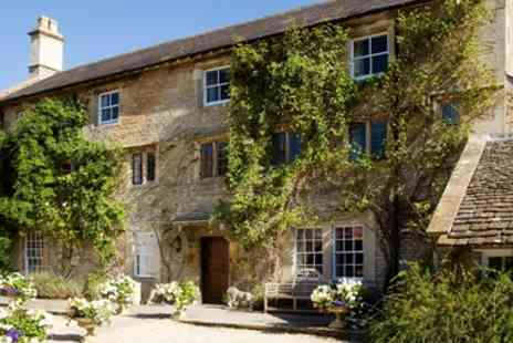 Guyers House Hotel - Wiltshire Country House Stay with Dinner - Save 48%