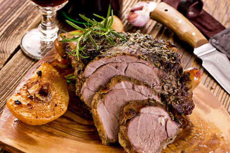 The Ship Inn - Sunday carvery lunch for 2 including a glass - Save 50%