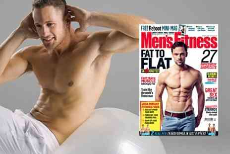 Dennis Publishing - 12 Month Men s Fitness  Subscription - Save 50%