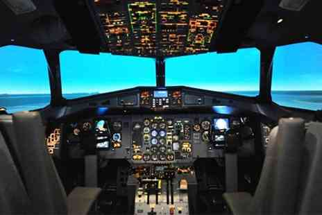 iPilot - Boeing 737 Flight Simulator 30 Minutes - Save 50%