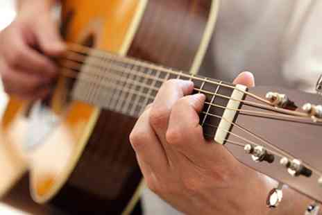 Ginger Music Company - Two Guitar Lessons - Save 62%