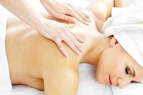 Yorkshire Rose Beauty - Full Body Massage - Save 69%